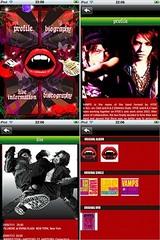 VAMPSアプリスクリーンショット